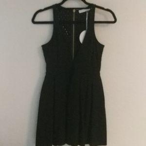 Talulah short black dress